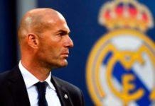 Zidane dirigió su primer entrenamiento tras su regreso al Real Madrid b1c623e0ecbea